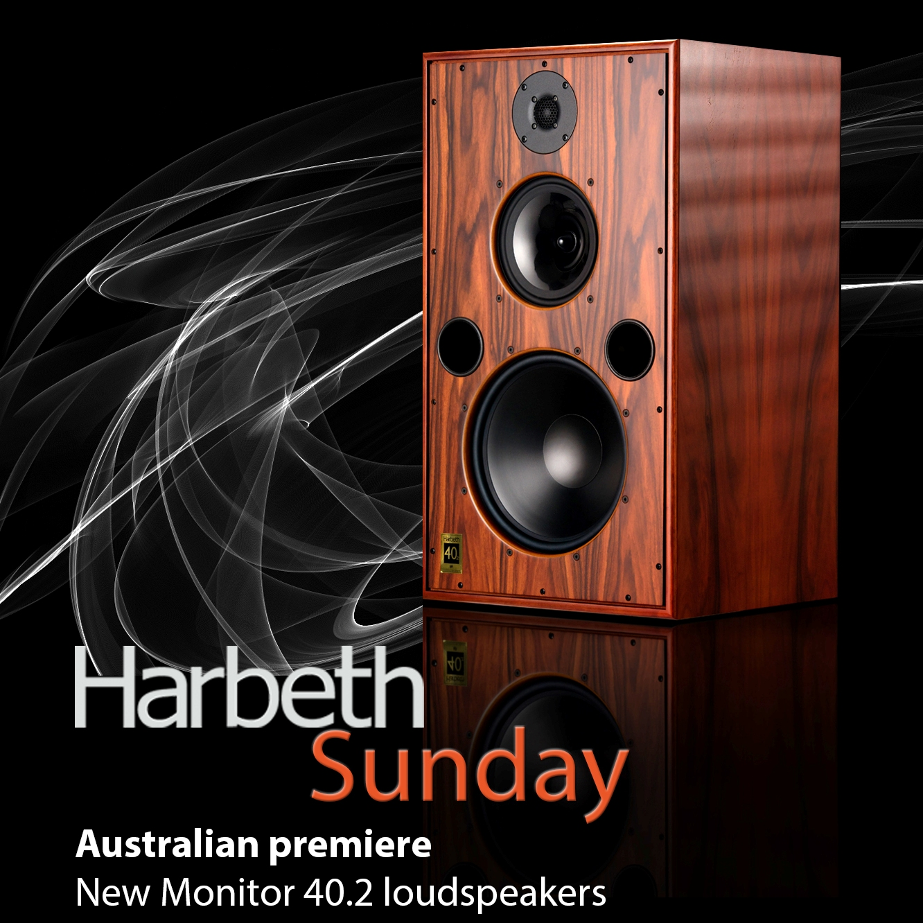 Harbeth Sunday at Class A Audio in Melbourne