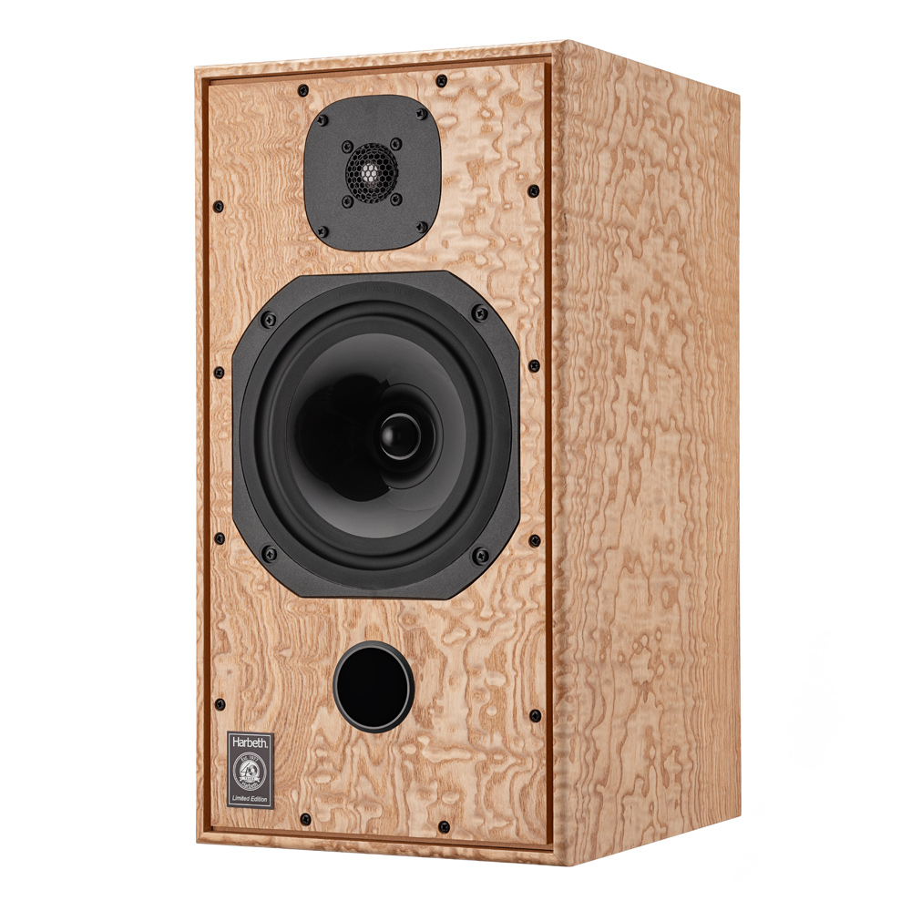Harbeth Compact 7ES-3 anniversary SoundStage review
