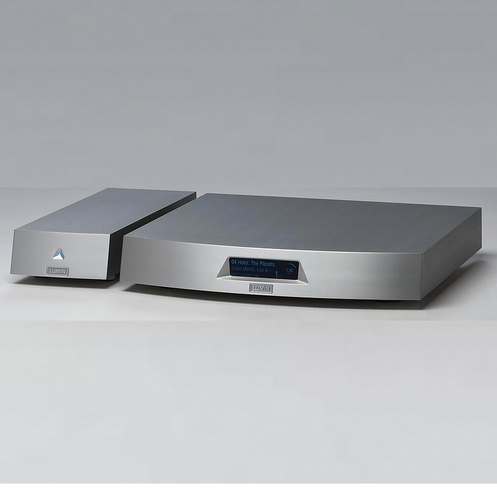 Lumin X1 Network Player Reviewed