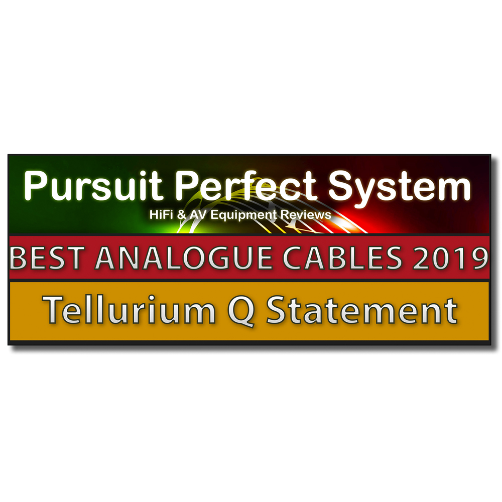 Best analogue cables 2019 and what a conclusion.