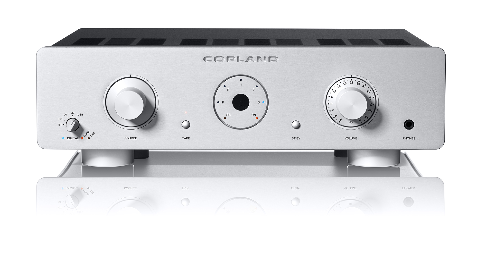 Copland CSA - 100 integrated amplifier review