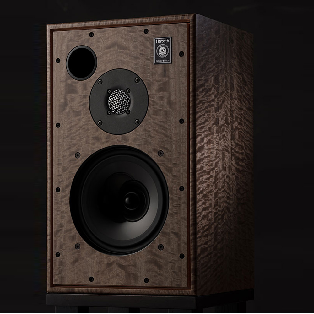 Harbeth Monitor 30.2 review in Stereophile