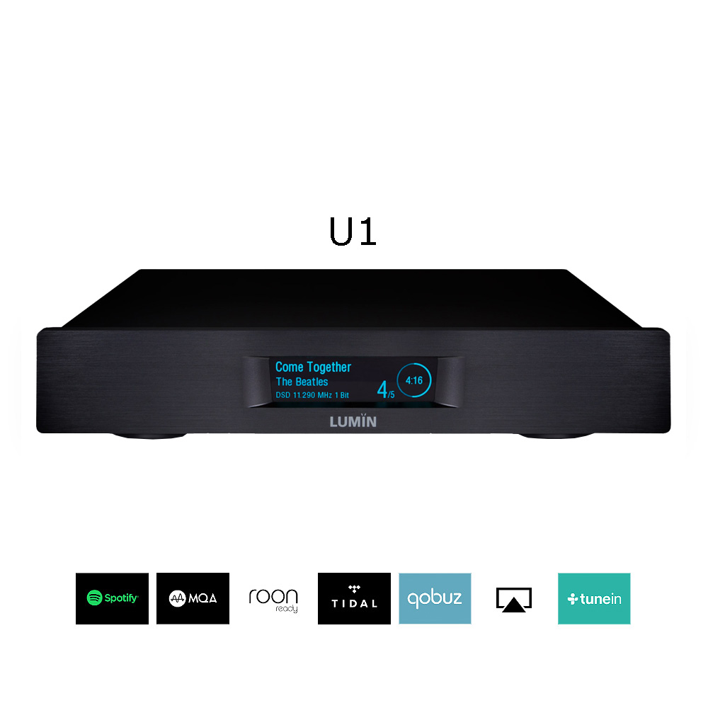 Lumin U1 mini: new network player!