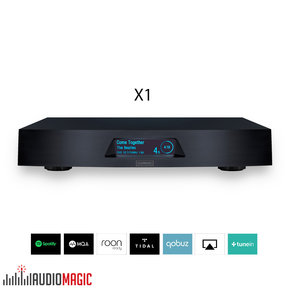 Lumin X1, noteworthy music streamer