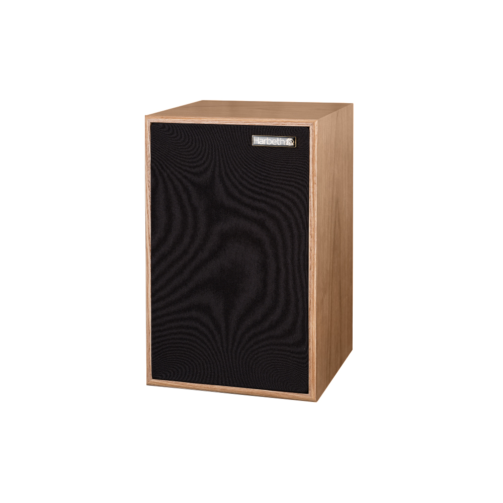 Harbeth P3ESR Anniversary flabbergasts with high-end sound