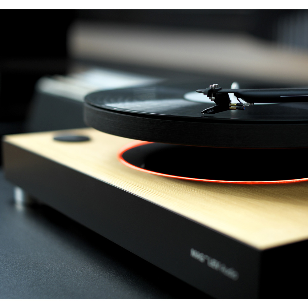 MAG-LEV turntables is getting ready for production and deliveries