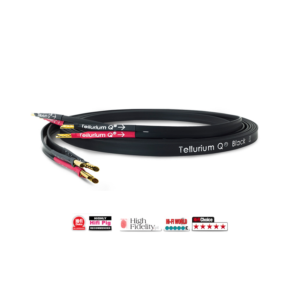 Stereo Times award for Tellurium Q cable