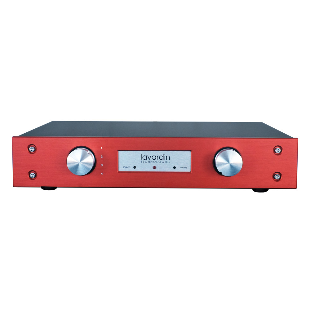 Lavardin ISx Reference stereo int. amp. Remote