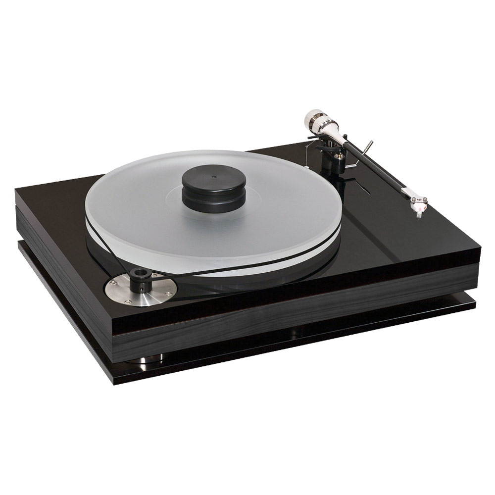 Bauer Audio dps 3  turntable in black (without tonearm)